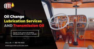Quick Truck Lube Service Ontario