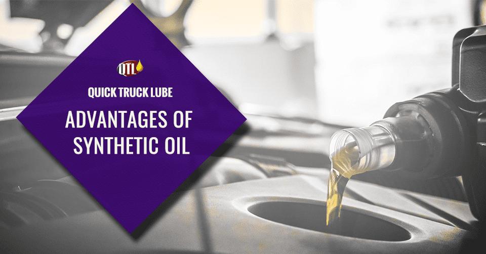 synthetic oil vs regular oil